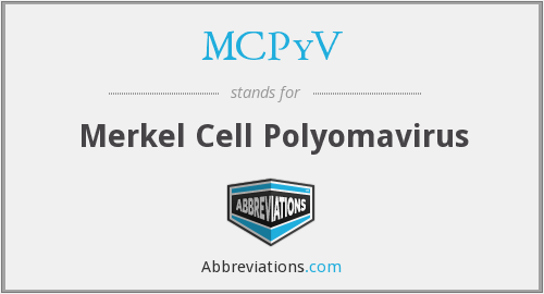 What does MCPYV stand for?