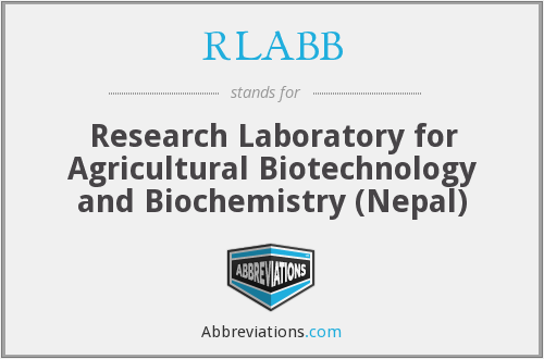 What does RLABB stand for?