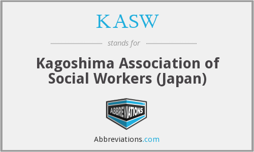 What does KASW stand for?
