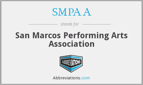 What does SMPAA stand for?