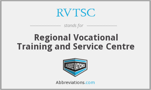 What does RVTSC stand for?