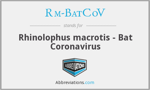 What does RM-BATCOV stand for?