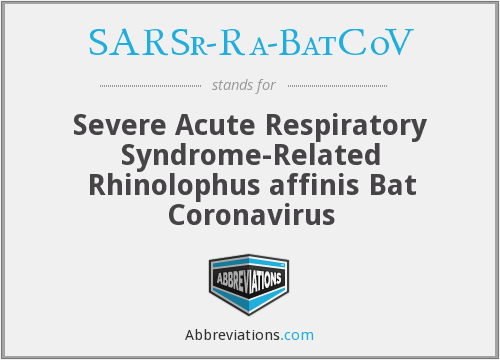 What does SARSR-RA-BATCOV stand for?
