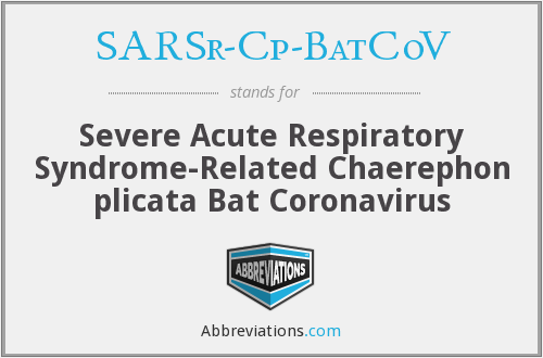 What does SARSR-CP-BATCOV stand for?