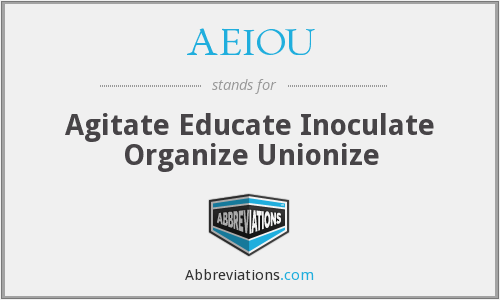 What does inoculate stand for?