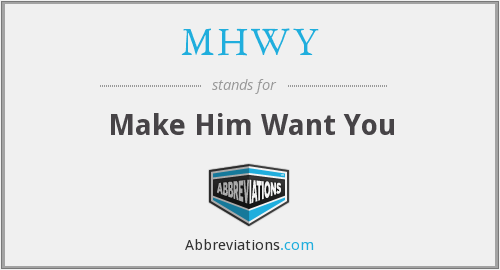 What does MHWY stand for?