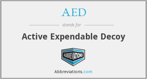 AED - Active Expendable Decoy