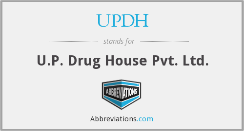 What does UPDH stand for?