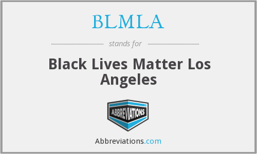 What does BLMLA stand for?