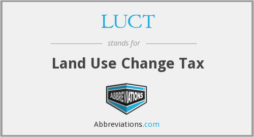 What does LUCT stand for?