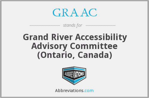 What does GRAAC stand for?