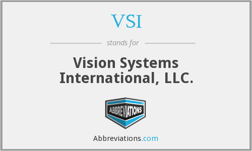 VSI - Vision Systems International, LLC.