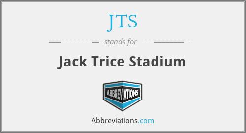 JTS - Jack Trice Stadium