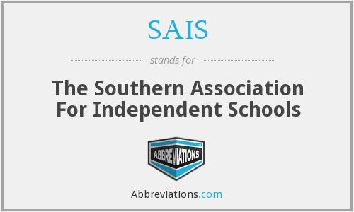 SAIS - The Southern Association For Independent Schools