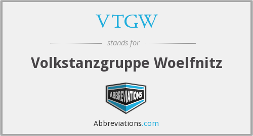 What does VTGW stand for?