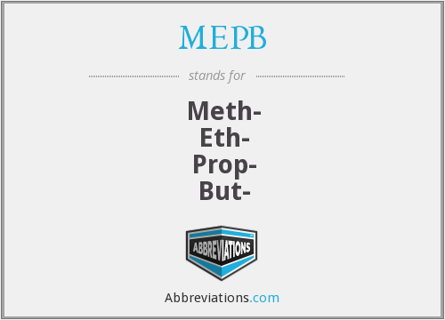 What does MEPB stand for?