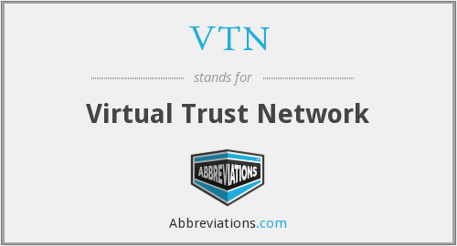 VTN - Virtual Trust Network