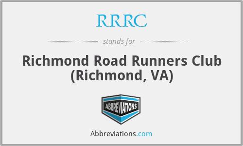 RRRC - Richmond Road Runners Club (Richmond, VA)
