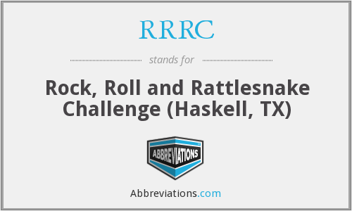 RRRC - Rock, Roll and Rattlesnake Challenge (Haskell, TX)