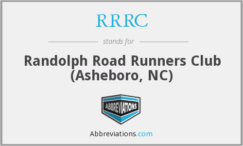 RRRC - Randolph Road Runners Club (Asheboro, NC)