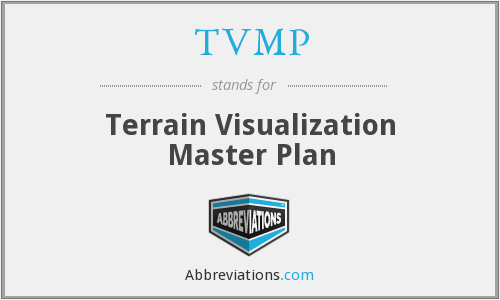 What does TVMP stand for?