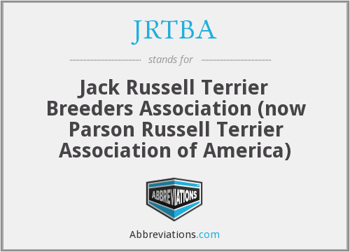 What does JRTBA stand for?