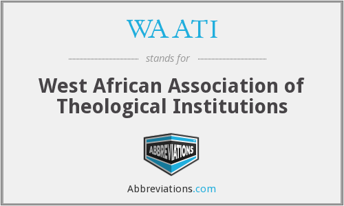 What does WAATI stand for?