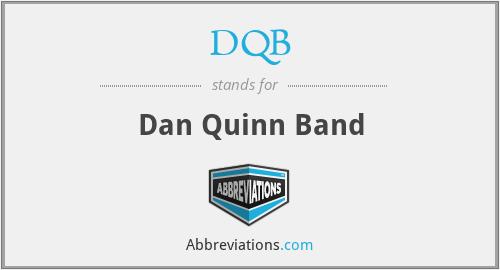 DQB - Dan Quinn Band