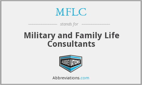 MFLC - Military and Family Life Consultants
