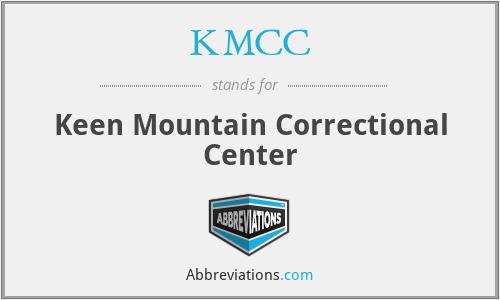KMCC - Keen Mountain Correctional Center