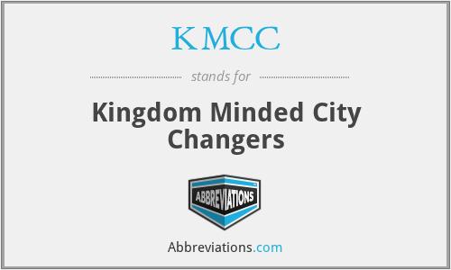 KMCC - Kingdom Minded City Changers