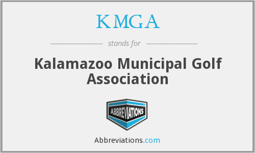 What does KMGA stand for?