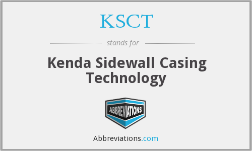 What does KSCT stand for?