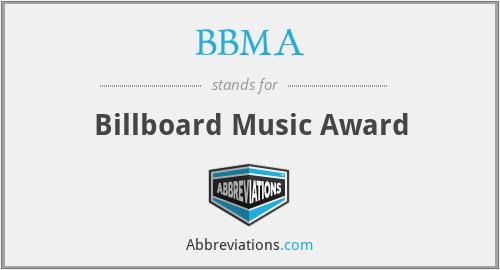 BBMA - Billboard Music Award