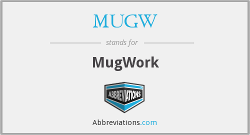 What does MUGW stand for?