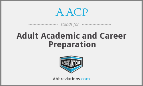 AACP - Adult Academic and Career Preparation