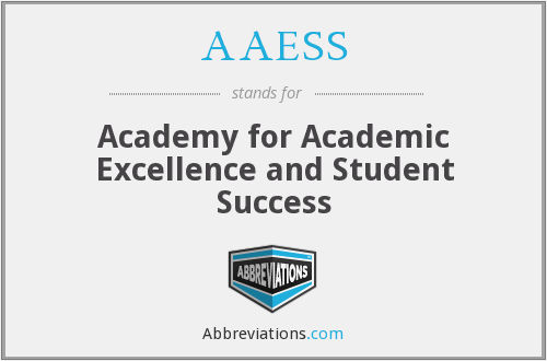 What does AAESS stand for?