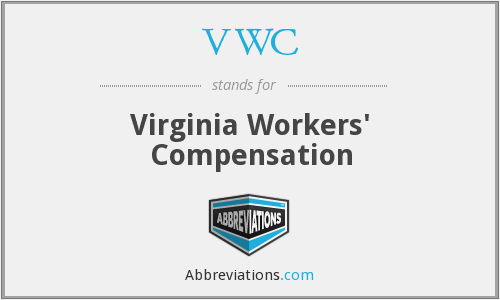 VWC - Virginia Workers' Compensation