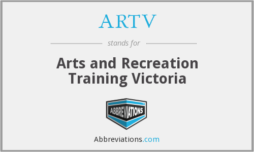 What does ARTV stand for?