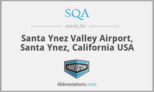 SQA - Santa Ynez Valley Airport, Santa Ynez, California USA