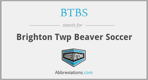 BTBS - Brighton Twp Beaver Soccer