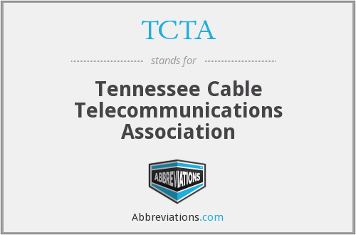 TCTA - Tennessee Cable Telecommunications Association