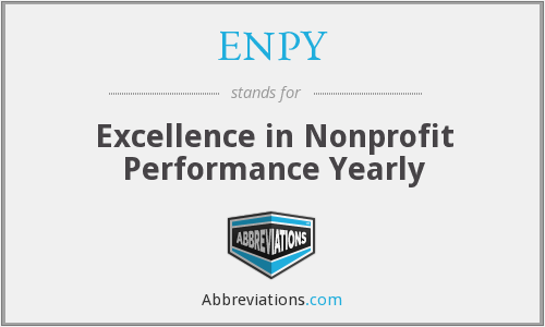What does ENPY stand for?