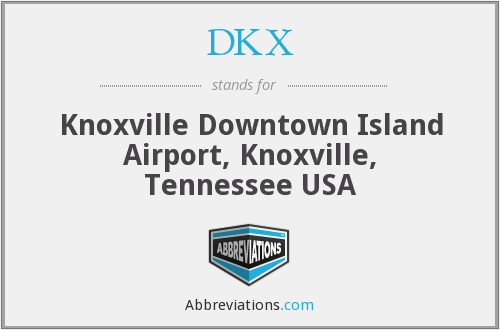 What does DKX stand for?