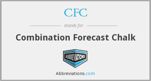 CFC - Combination Forecast Chalk