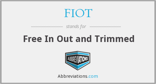FIOT - Free In Out and Trimmed