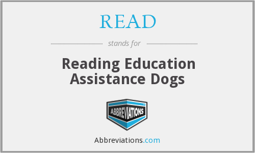 READ - Reading Education Assistance Dogs