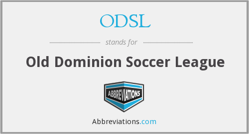 What does ODSL stand for?