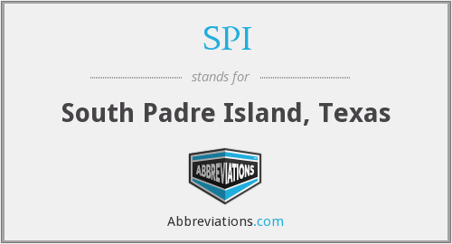 SPI - South Padre Island, Texas
