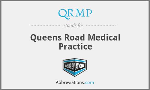 QRMP - Queens Road Medical Practice